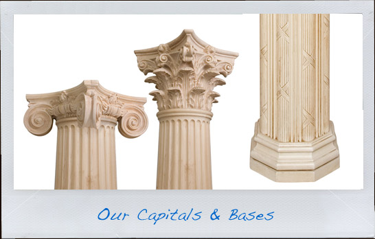 Capitals and Bases